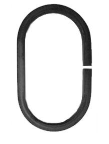 Kovani element Elipsa